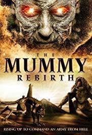 The Mummy Rebirth cover art