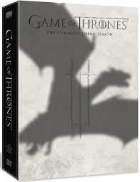 Game of Thrones Season 3 cover art