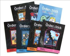 The Order of the Stick (Reprint) cover art