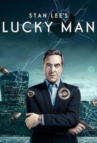 Stan Lee's Lucky Man Season 2 cover art