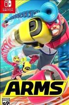 Game ARMS  Switch cover art