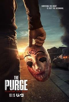 The Purge Season 2 cover art