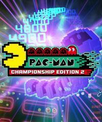 Pac-Man Championship Edition 2 cover art