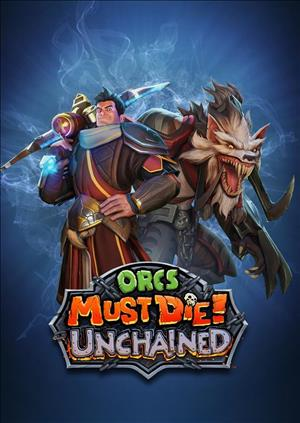 Orcs Must Die! Unchained cover art
