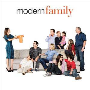 Modern Family Season 6 Episode 1: The Long Honeymoon cover art