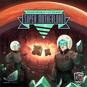 Super Motherload cover art