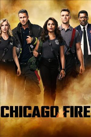 Chicago Fire Season 7 cover art