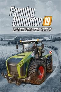 Farming Simulator 19 - Platinum Expansion cover art