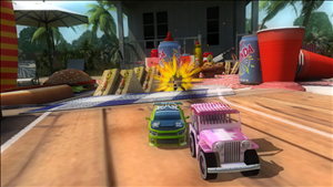 Table Top Racing cover art