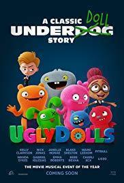 UglyDolls cover art