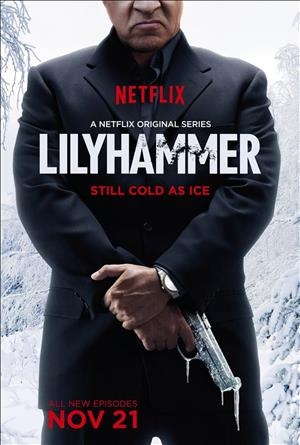 Lilyhammer Season 3 cover art