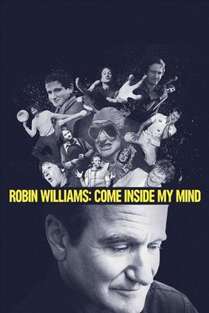 Robin Williams: Come Inside My Mind cover art