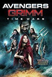 Avengers Grimm: Time Wars cover art