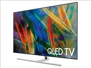 Samsung Q9F QLED UHD TV cover art