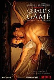 Gerald's Game cover art