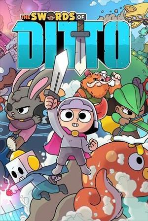 The Swords of Ditto cover art