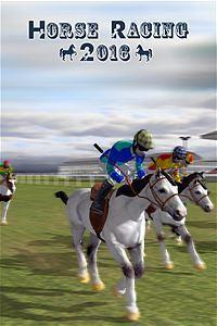 Horse Racing 2016 cover art