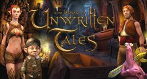 The Book of Unwritten Tales 2 cover art