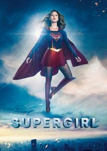 Supergirl Season 3 cover art