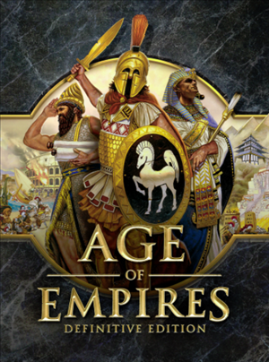 Age of Empires: Definitive Edition cover art