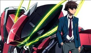 Valvrave the Liberator cover art