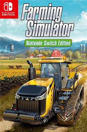 Farming Simulator: Nintendo Switch Edition cover art