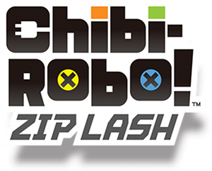 Chibi-Robo! Zip Lash cover art