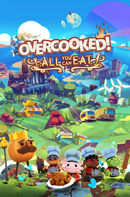 Overcooked! All You Can Eat cover art