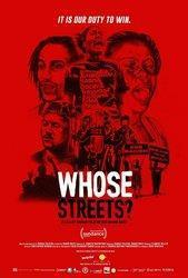 Whose Streets? cover art