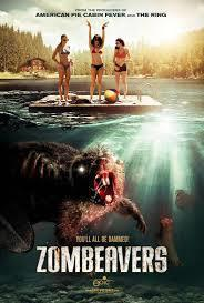 Zombeavers cover art