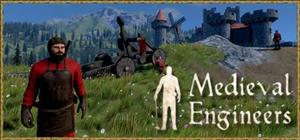 Medieval Engineers cover art