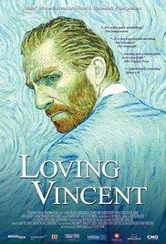 Loving Vincent cover art