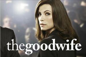 The Good Wife Season 6 Episode 1: The Line cover art