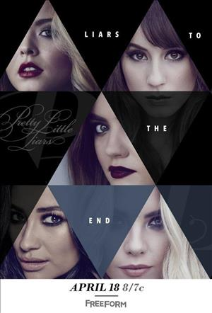 Pretty Little Liars Season 7 (Part 2) cover art