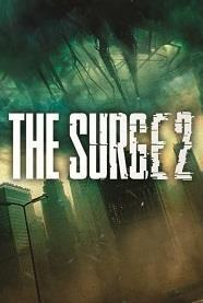 The Surge 2 cover art