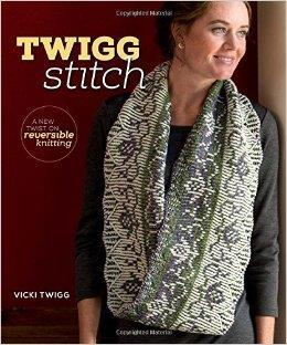 Twigg Stitch: A New Twist on Reversible Knitting cover art