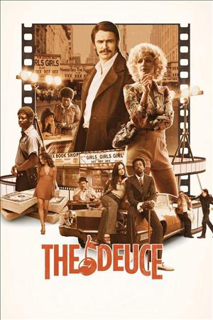 The Deuce Season 2 cover art