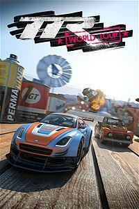 Table Top Racing: World Tour cover art