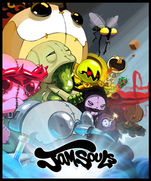 Jamsouls cover art