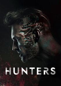 Hunters Season 1 cover art
