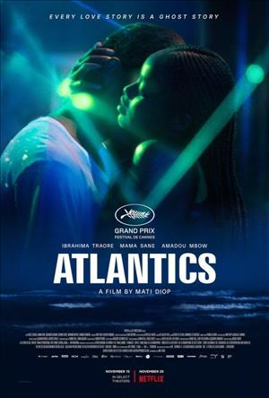 Atlantics cover art