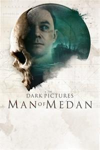 The Dark Pictures Anthology: Man of Medan cover art