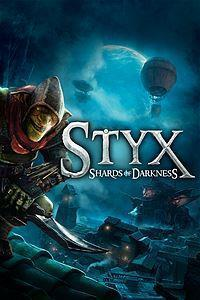 Styx: Shards of Darkness cover art