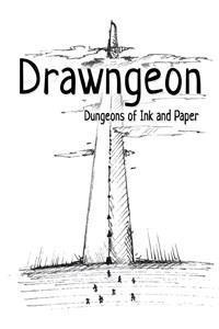 Drawngeon: Dungeons of Ink and Paper cover art
