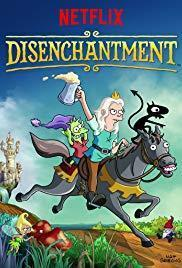 Disenchantment Season 2 cover art