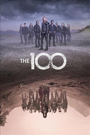 The 100 Season 6 cover art