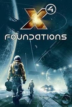 X4: Foundations cover art