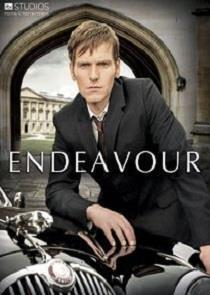 Endeavour Season 3 cover art