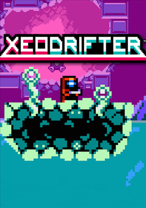 Xeodrifter cover art