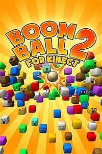 Boom Ball 2 for Kinect cover art